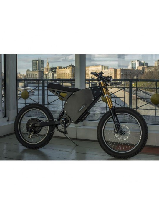 Charger 4K Fat bike edition 4000W