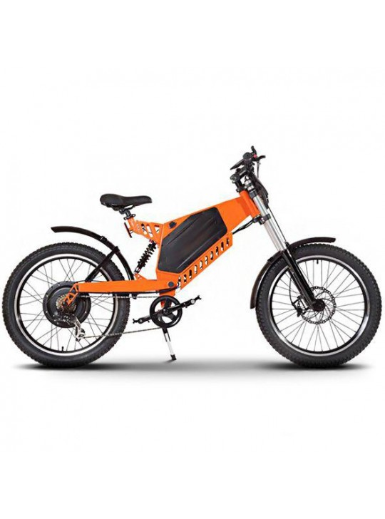 DENZEL 72V 5000W GROSS electric moutain bicycle STEALTH BOMBER