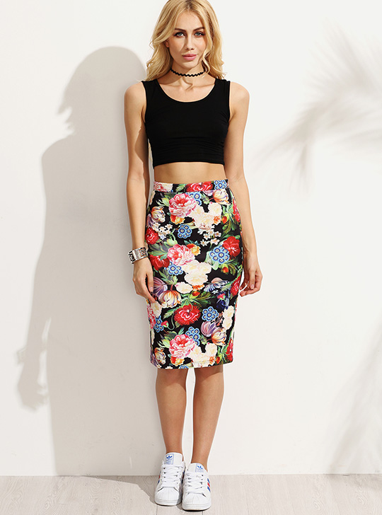 Floral Feels Skirts